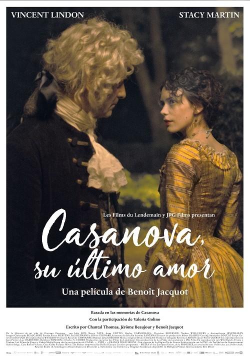 Casanova, su último amor